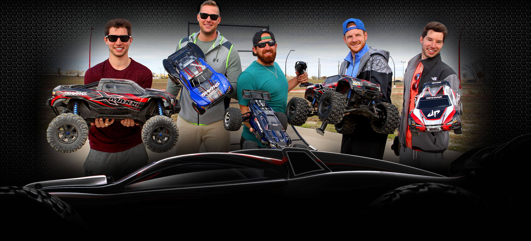 Traxxas Dude Perfect R C Edition