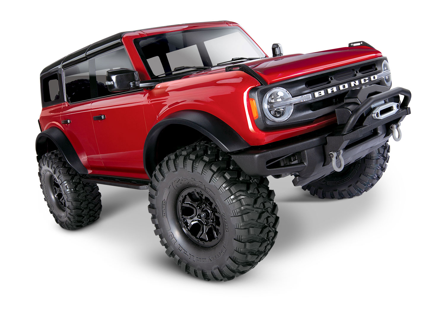 2021 Ford® Bronco TRX-4 Scale and Trail™ Crawler 92076-4 (Red)