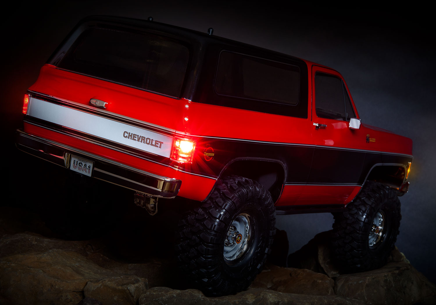 Traxxas TRX-4 Blazer | Scale and Trail Crawler | 4x4 RC Truck