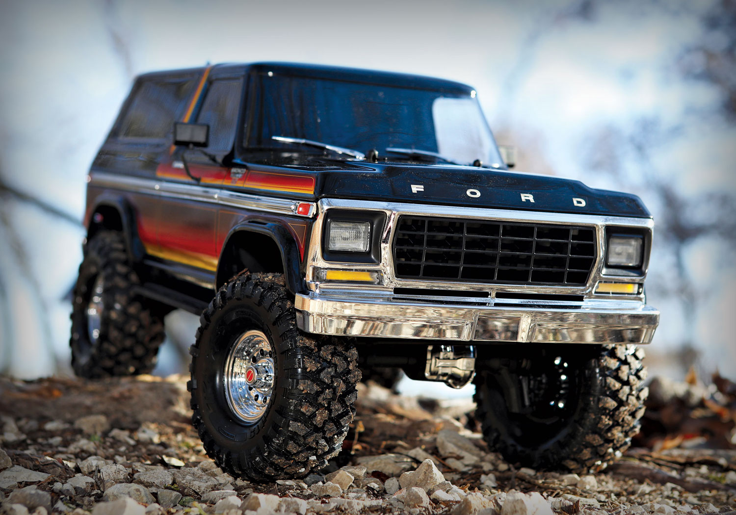 Traxxas TRX-4 Bronco | Scale and Trail Crawler | 4x4 RC Truck