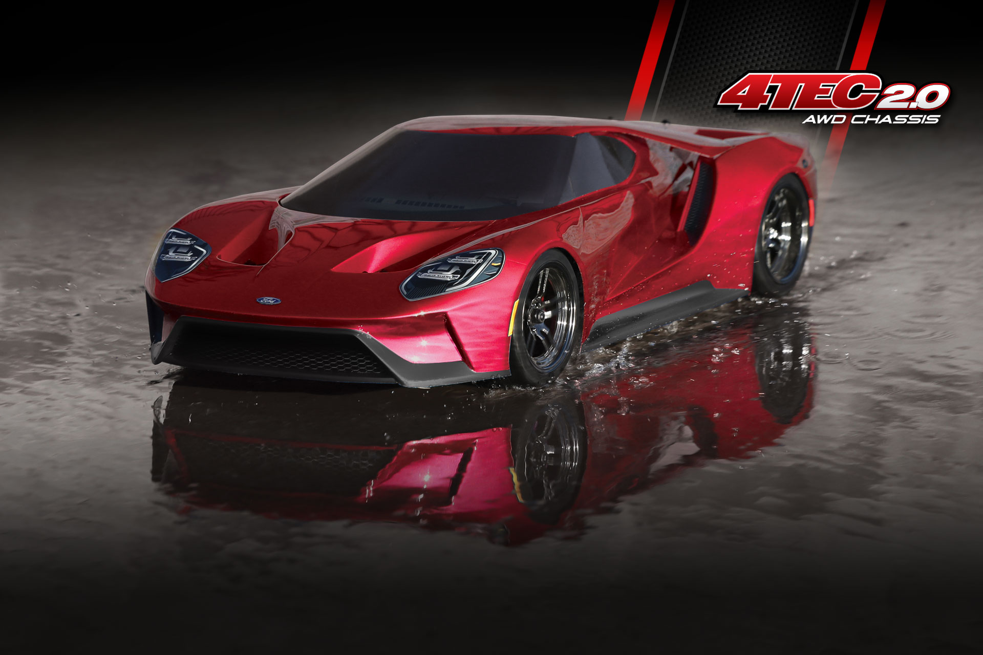 TRAXXAS STABILITY MANAGEMENT