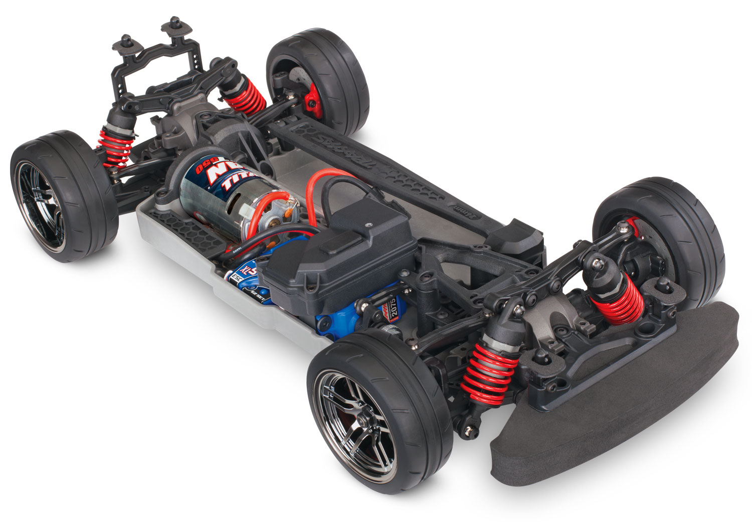 Traxxas Ford Gt Details