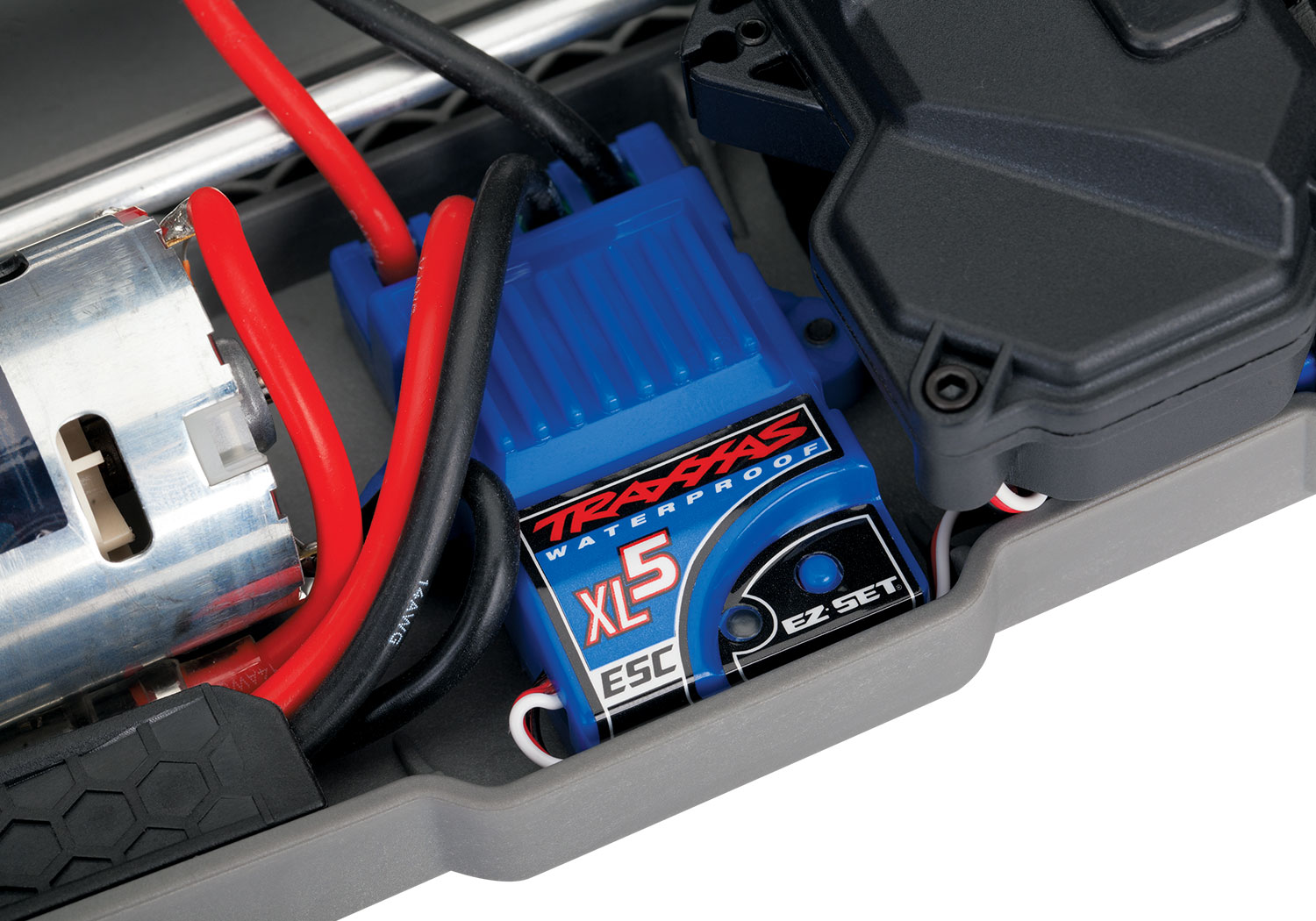 Traxxas Ford Gt Made To Be Driven Go Back Gallery For Car Battery Diagram Details