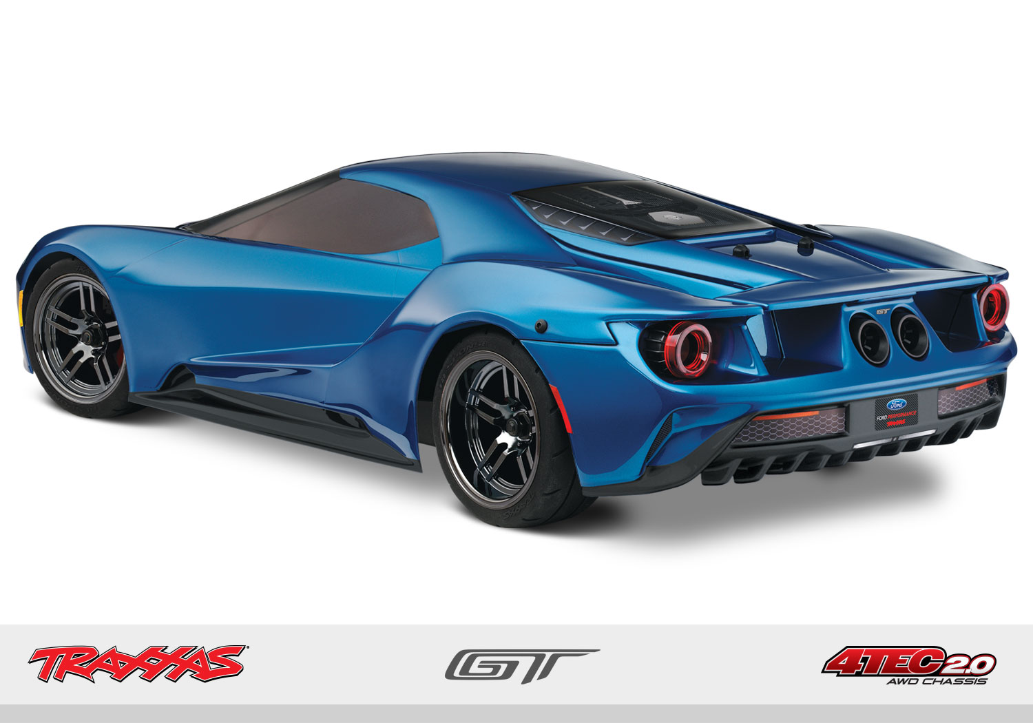 Traxxas Ford GT | Made to be Driven