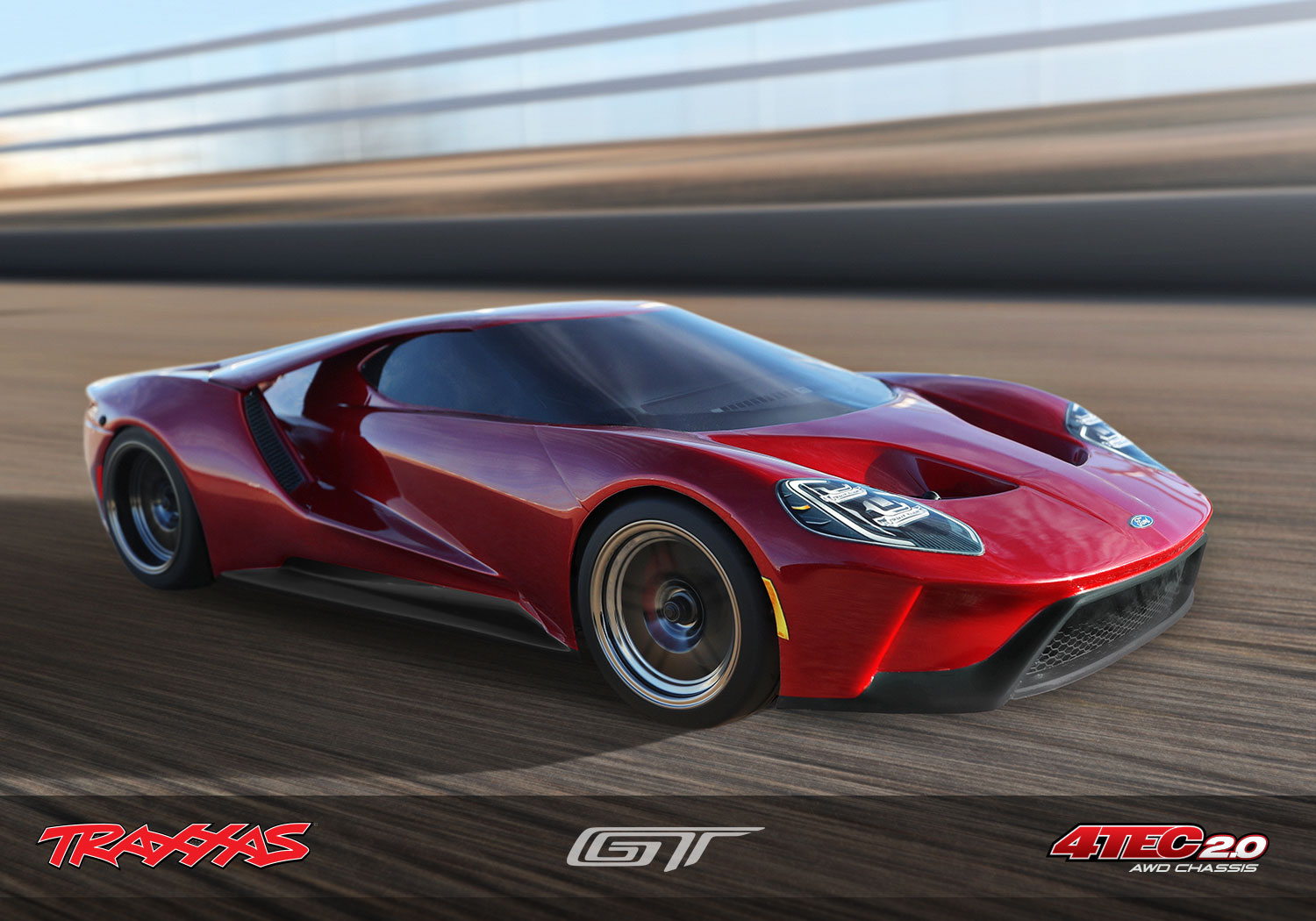 Traxxas Ford Gt Made To Be Driven Go Back Gallery For Brushless Electric Motor Diagram Studio