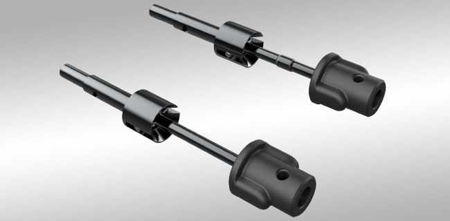 One-Piece Driveshafts