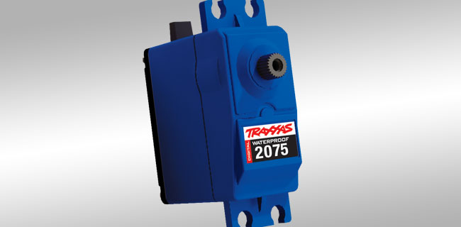 High-Torque Waterproof Steering Servo