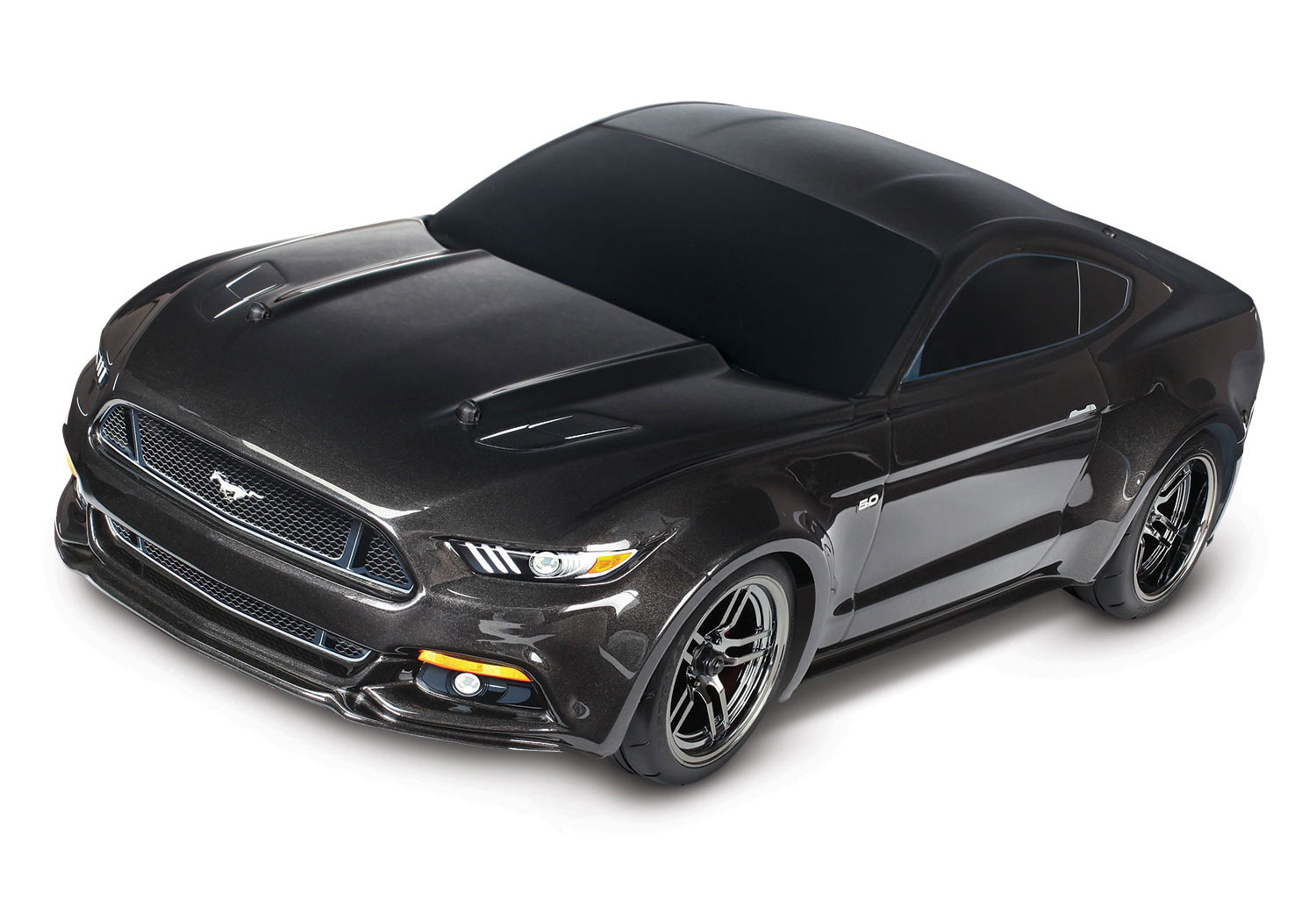 Ford Gt Inside >> Traxxas Ford Mustang GT | An American Icon