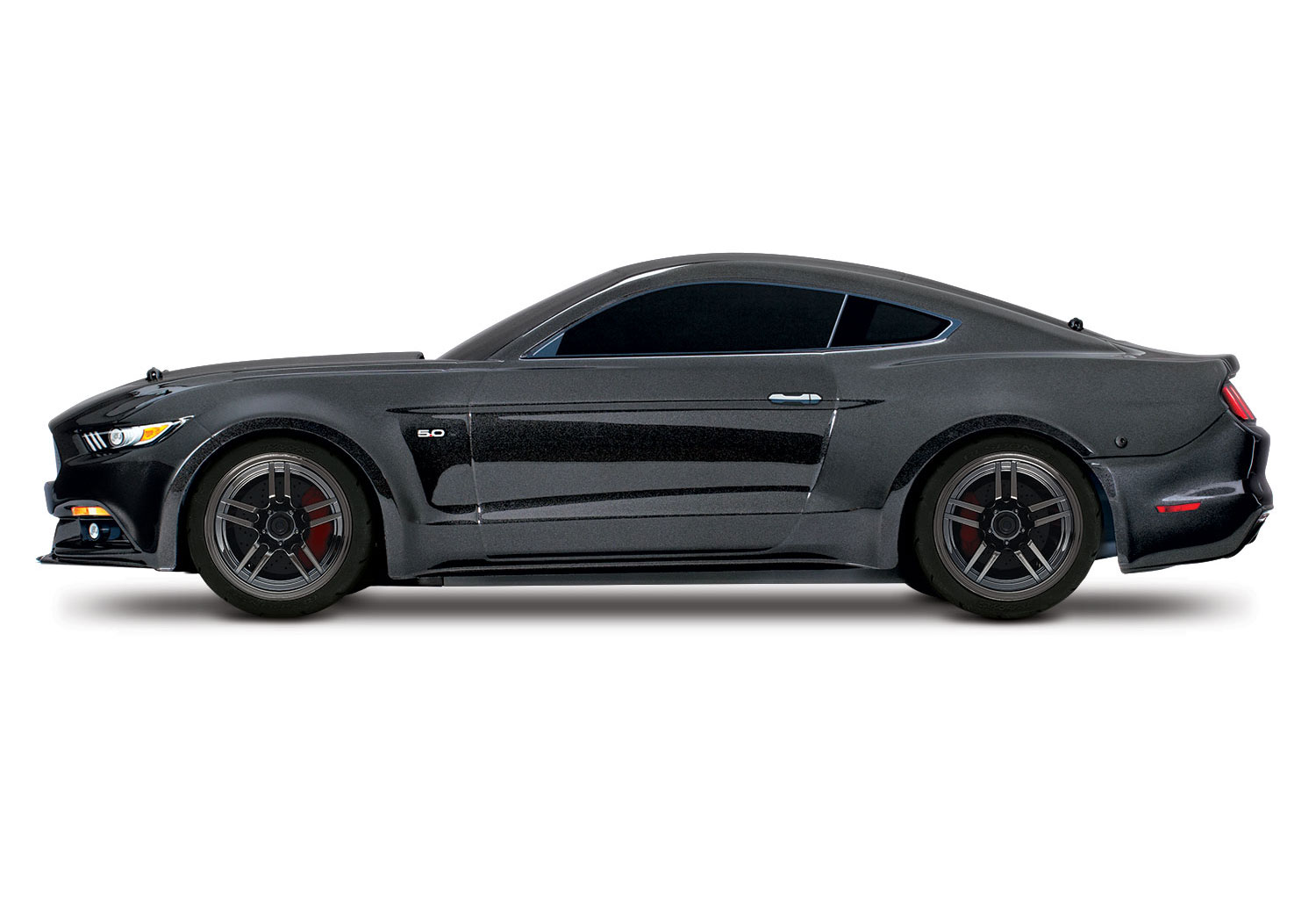 traxxas ford mustang gt an american icon. Black Bedroom Furniture Sets. Home Design Ideas