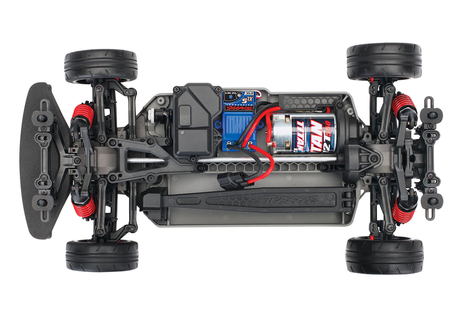 Ford Wiring Harness Rear Radio Control Diagram Schematics Traxxas Mustang Gt An American Icon Premium