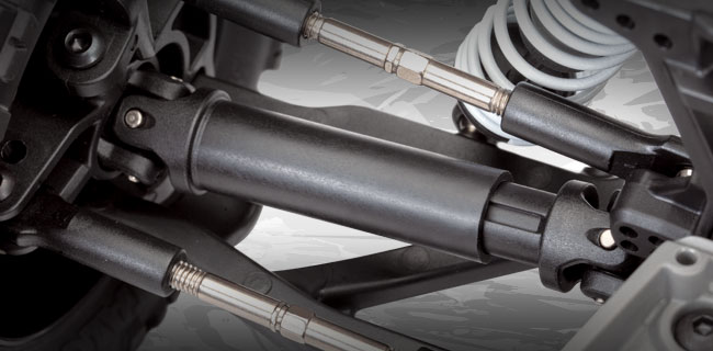 Extreme Heavy-Duty Driveshafts