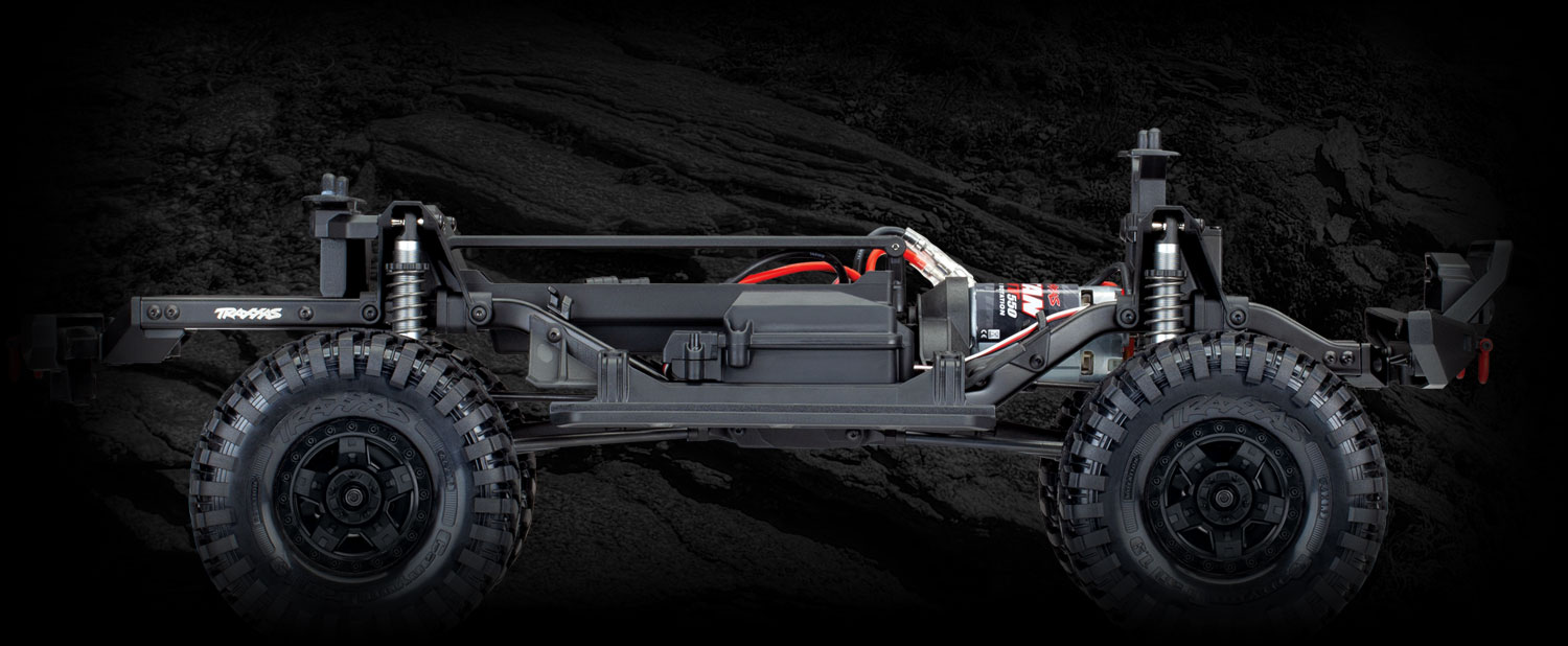 TRX-4 Sport - Side Chassis