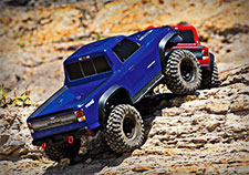 TRX-4 Sport In Action