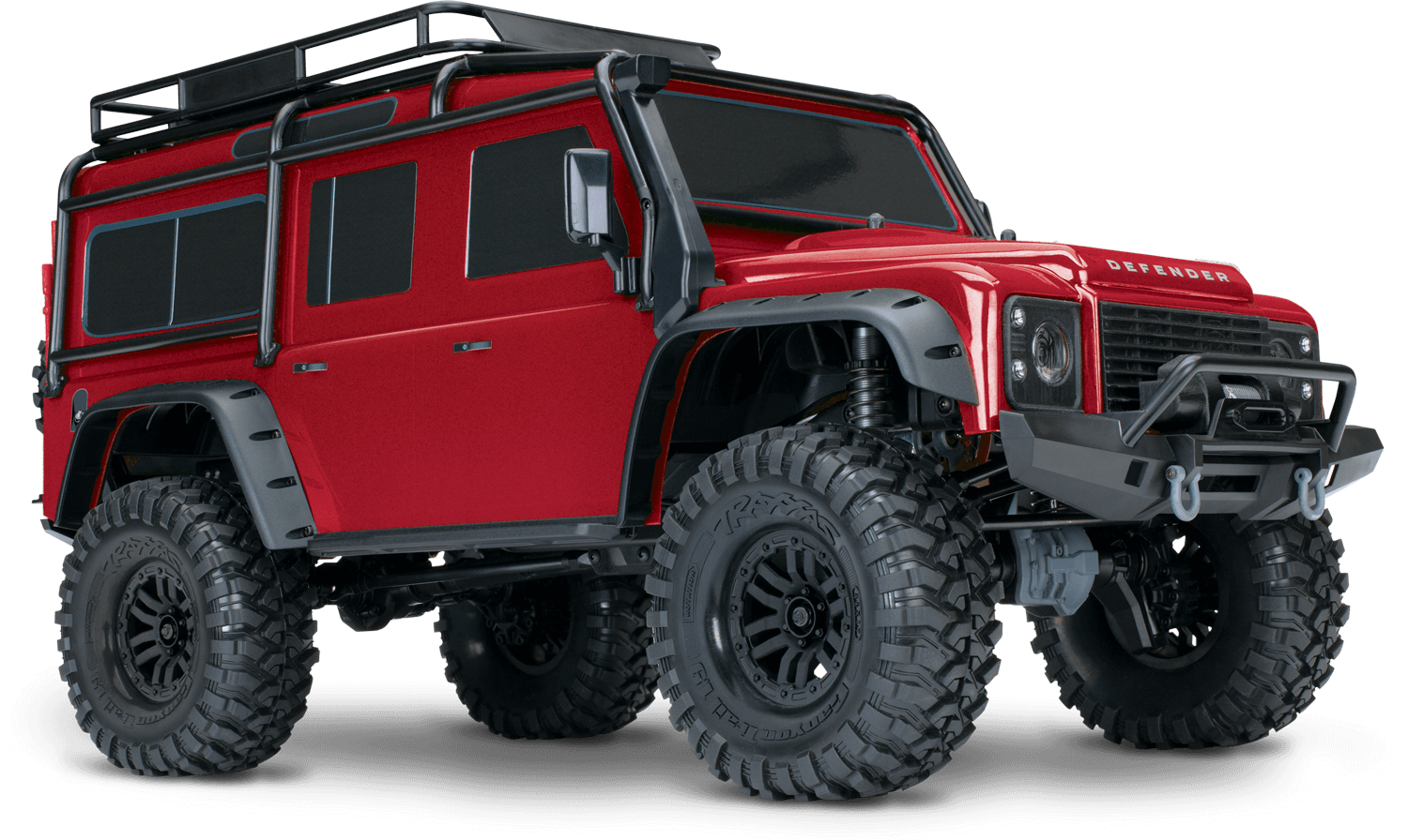 Traxxas Trx 4 Scale Trail Crawler Rover 820 Wiring Diagram Land And The Logo Are Trademarks Owned Licensed By Jaguar Limited