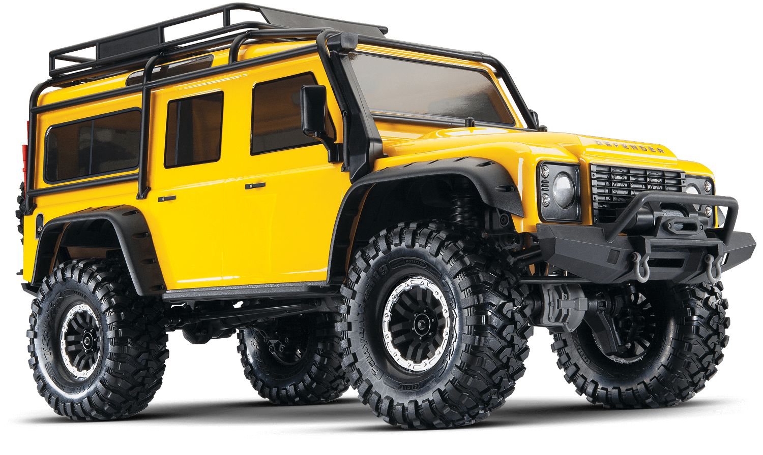 TRX-4 Land Rover Defender (Special Edition Yellow)