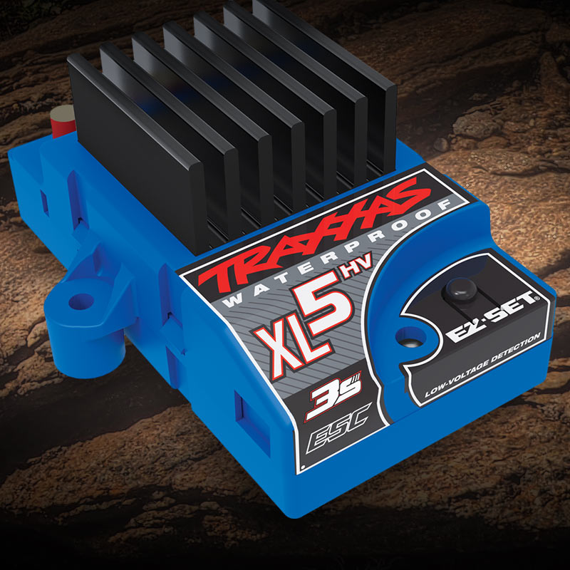 New XL-5 HV ESC