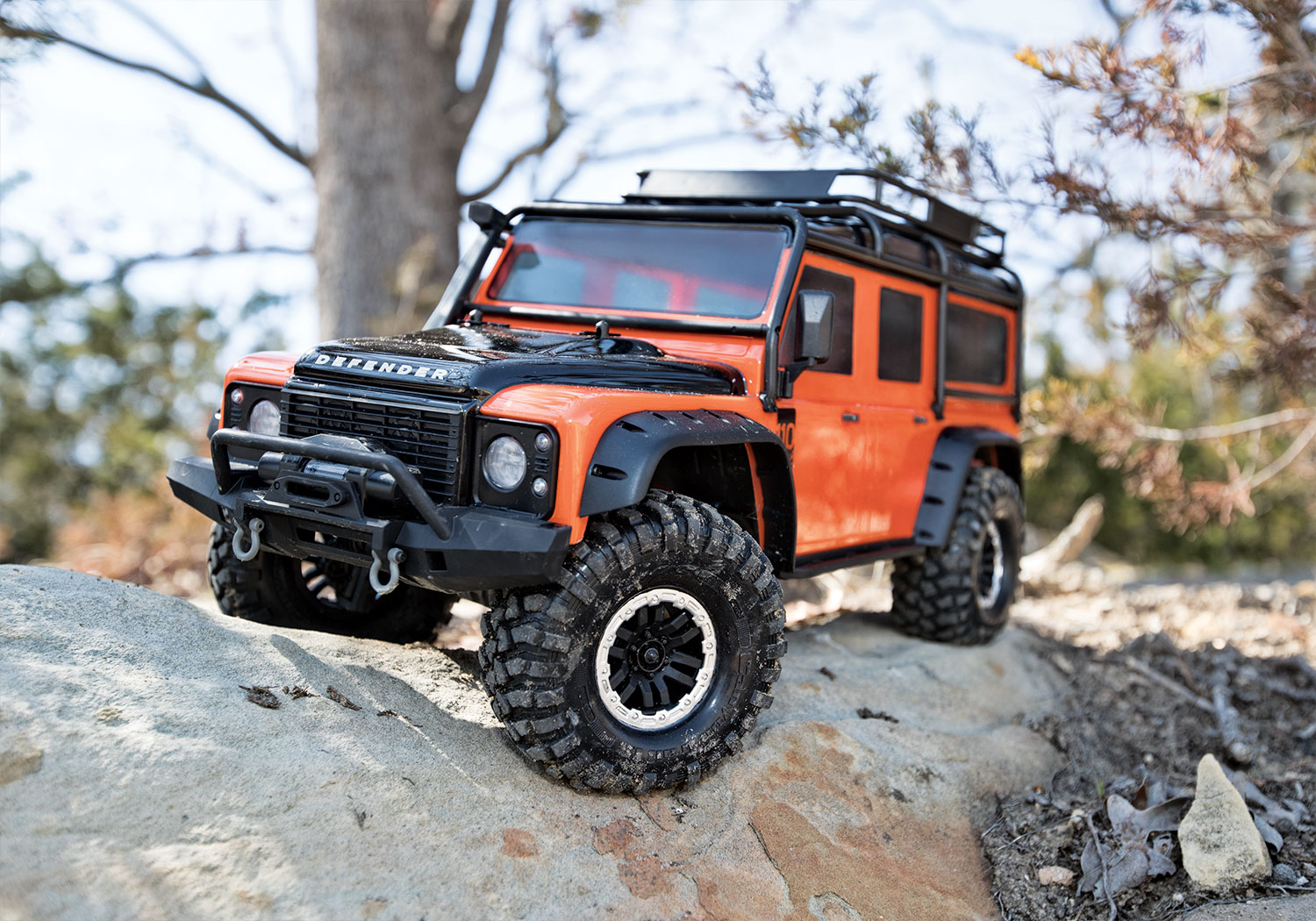 Traxxas TRX-4 | Scale and Trail™ Crawler