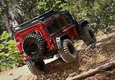 TRX-4 In Action