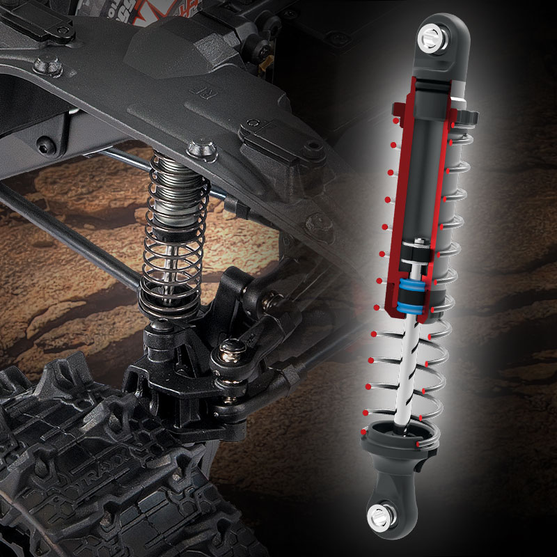 Aluminum Scale Shocks