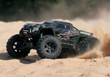X-Maxx In Action