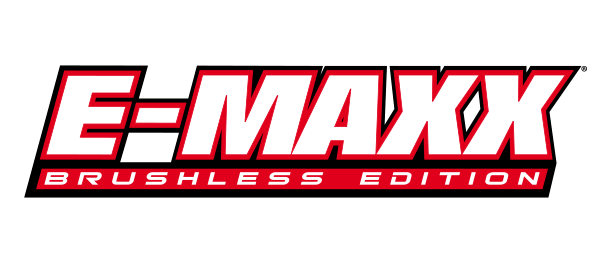 E-Maxx Brushless Logo