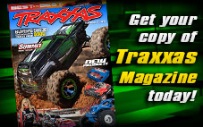 Traxxas Event News