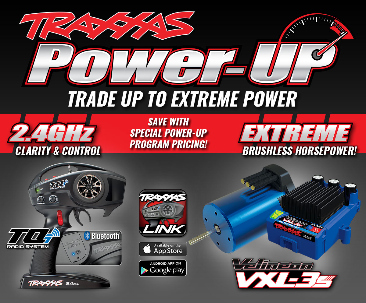 Power-Up with Velineon VXL-3s - Trade up to Extreme Power and Save with Special Power-Up Program Pricing!