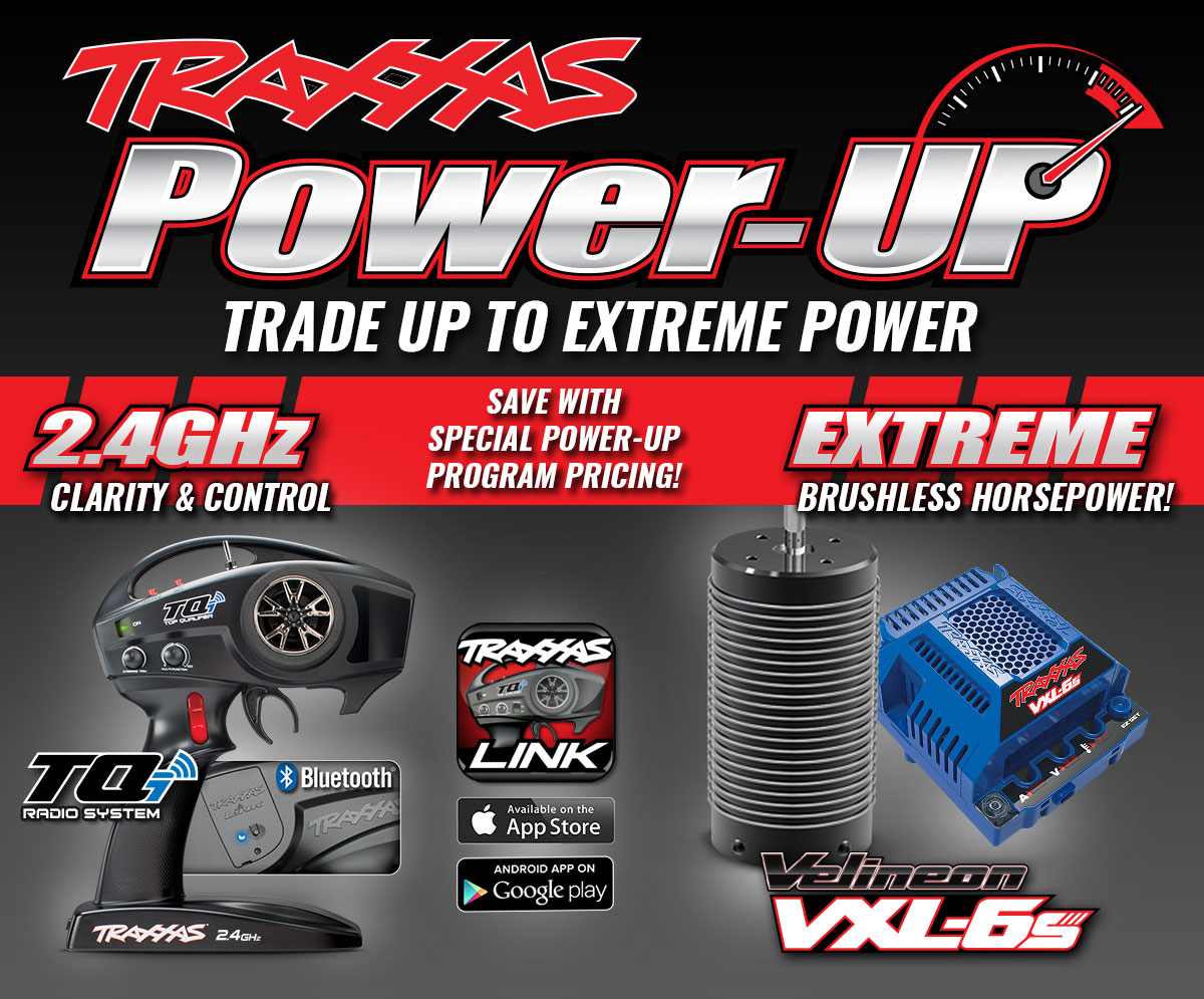 Power-Up with Velineon VXL-6s - Trade up to Extreme Power and Save with Special Power-Up Program Pricing!