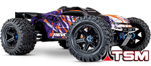 86086-4 E-Revo VXL Brushless