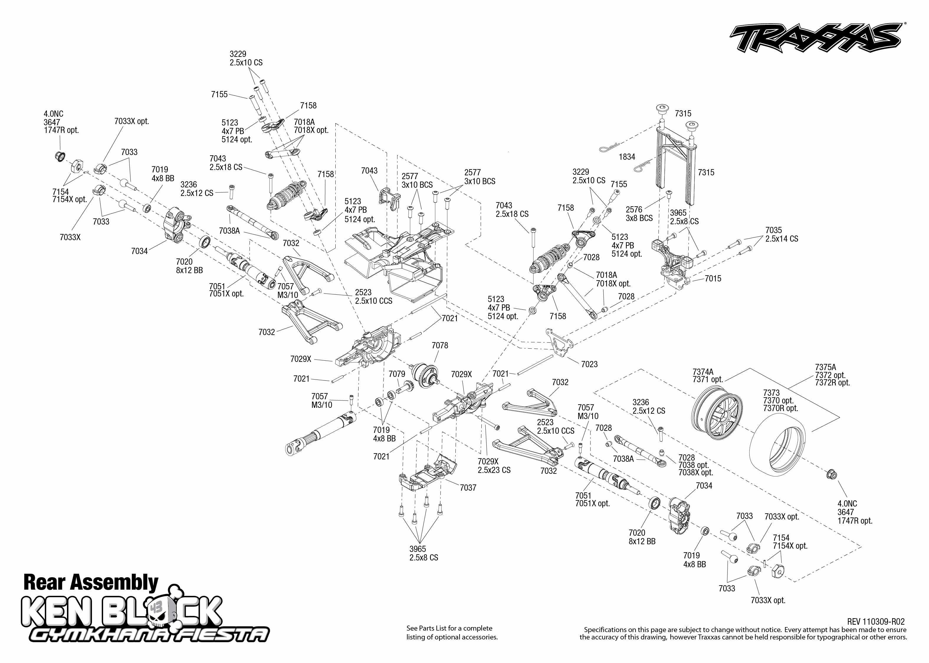 traxxas rustler engine diagram html