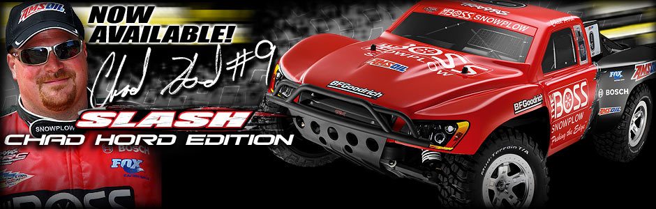 new race replica model chad hord edition slash now available