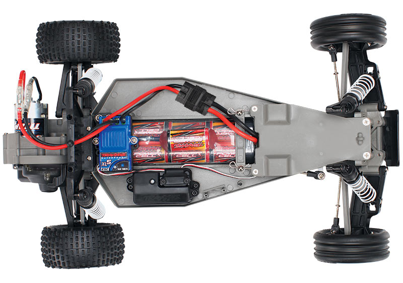 Bandit (#24054-4) Top Chassis View