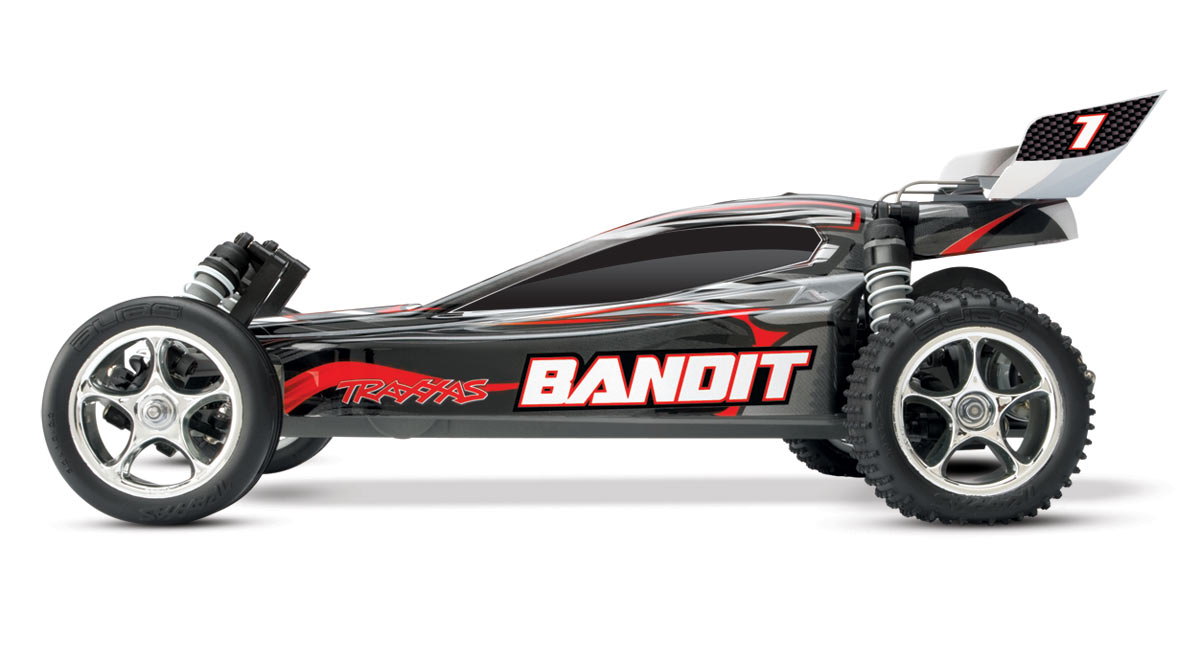 Traxxas Bandit Xl5 1 10 Buggy Electric Rc Buggy