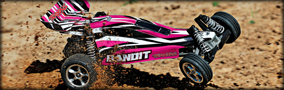 Red Bandit Action Pink