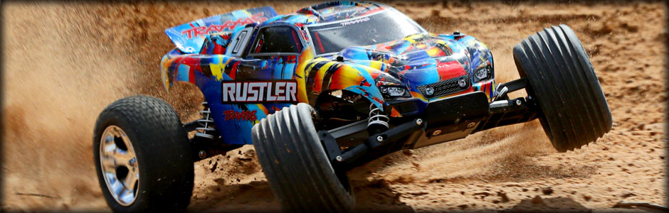 Rustler (#37054-4) Rock 'n Roll Edition