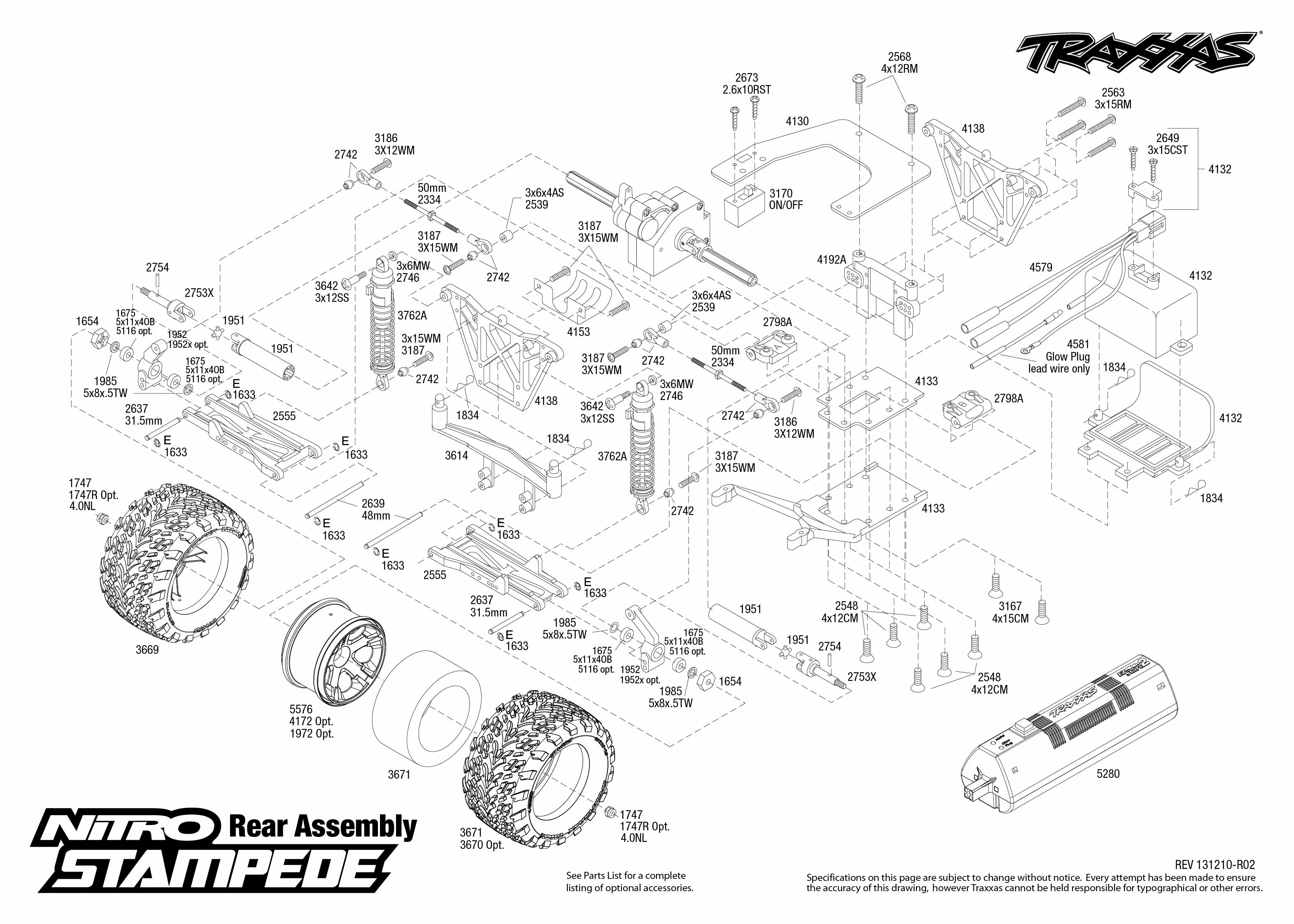 traxxas 2 5 engine diagram