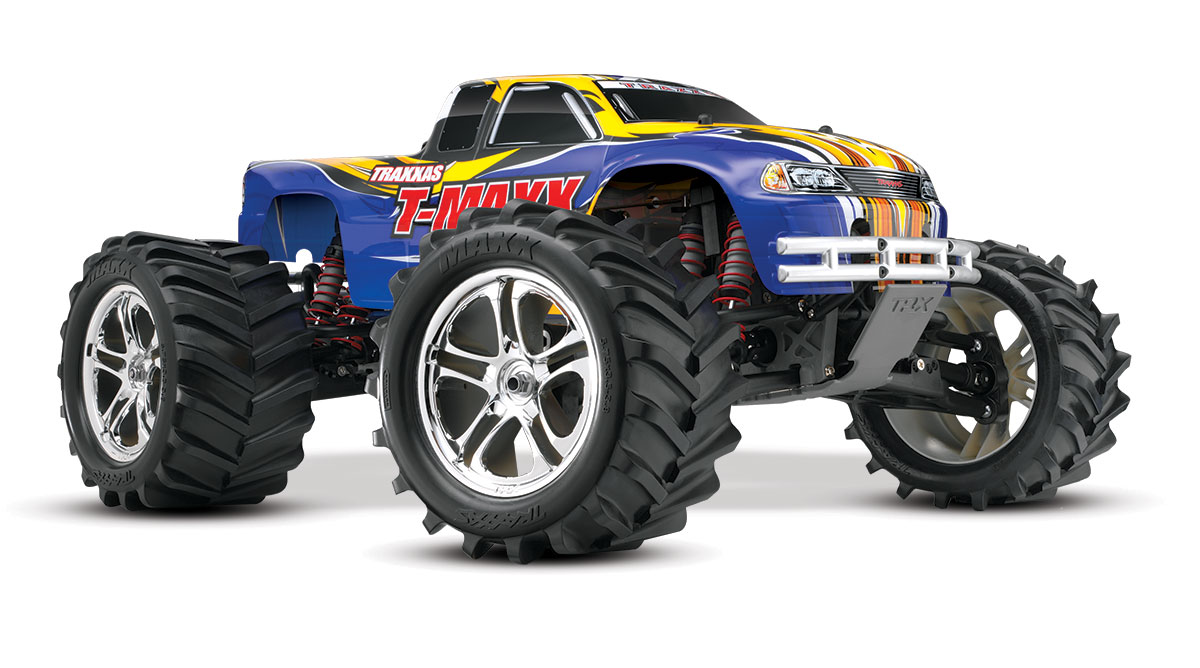 t maxx classic 1 10 scale nitro powered 4wd maxx monster truck with tq 2 4ghz radio system. Black Bedroom Furniture Sets. Home Design Ideas