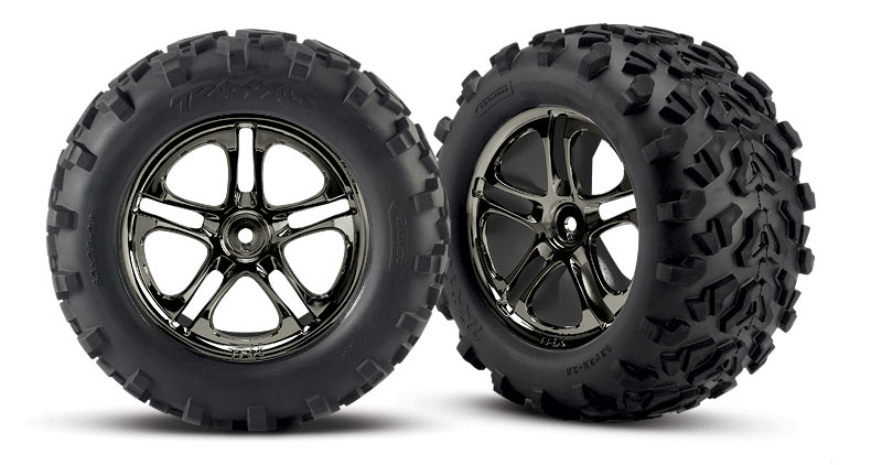 4983A Tires and Wheels