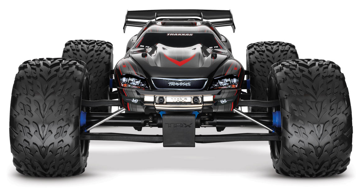 E Revo Brushless 1 10 Scale 4wd Brushless Electric Racing