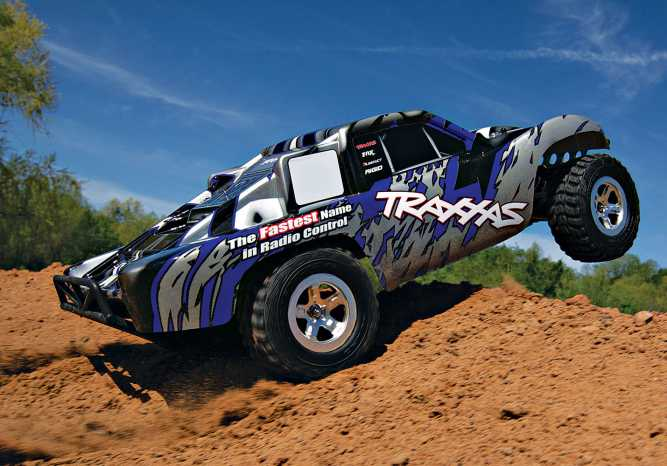 The Traas Slash Pro 2wd Short Course Truck