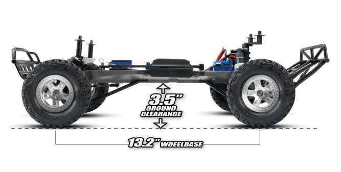 Chis And Driveline Long Wheelbase