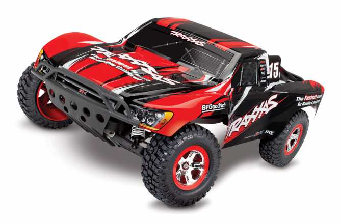 Traxxas Slash 2wd Short Course Rc Truck Traxxas