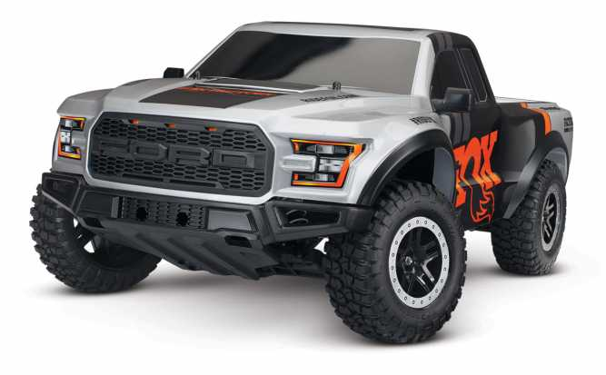Ford Rapter Fox Edition