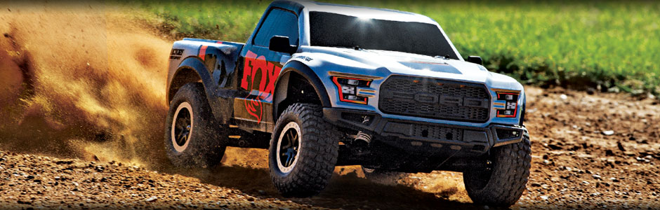 58094-1 Ford Raptor FOX
