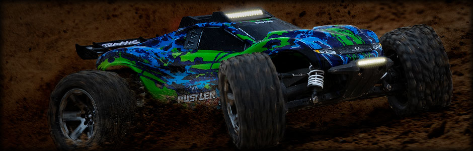 Rustler 4X4 LED Light Kit
