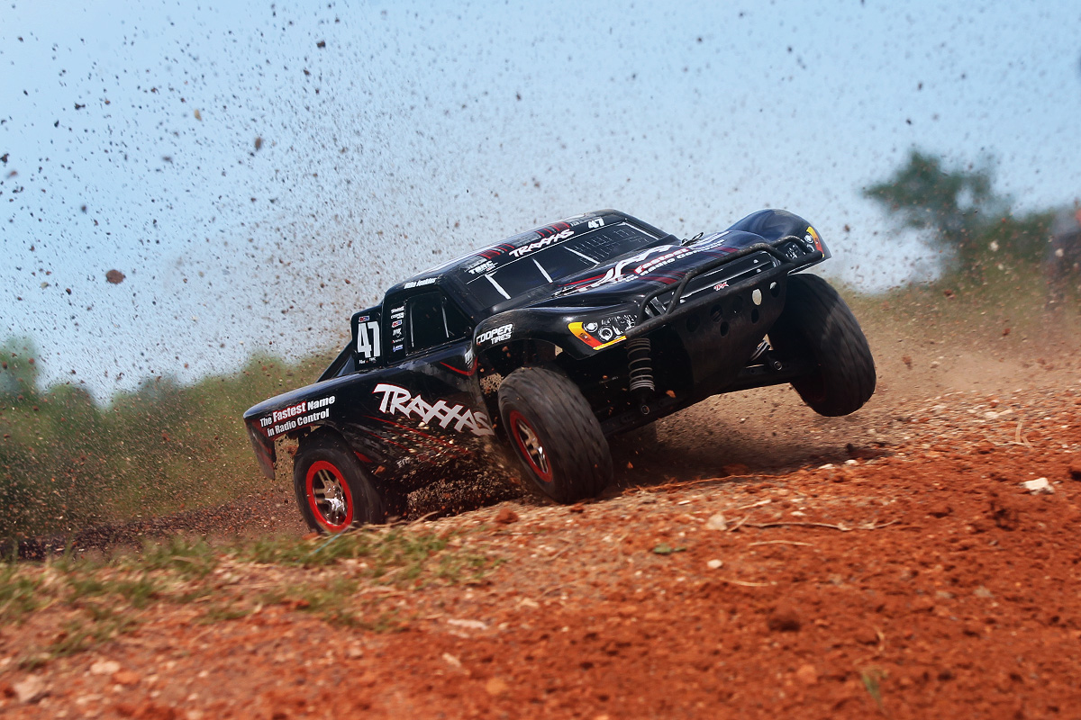 Traxxas Slash 4x4 Action Software Help 1 10 Scale Brushless Short Course Truck 6808l Vxl Rtr W Oba Hobby Shop Sydney