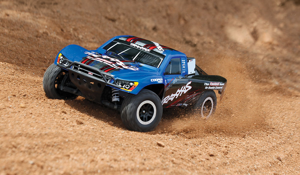 Traxxas Slash VXL 4x4 RTR Brushless Short Course Truck w