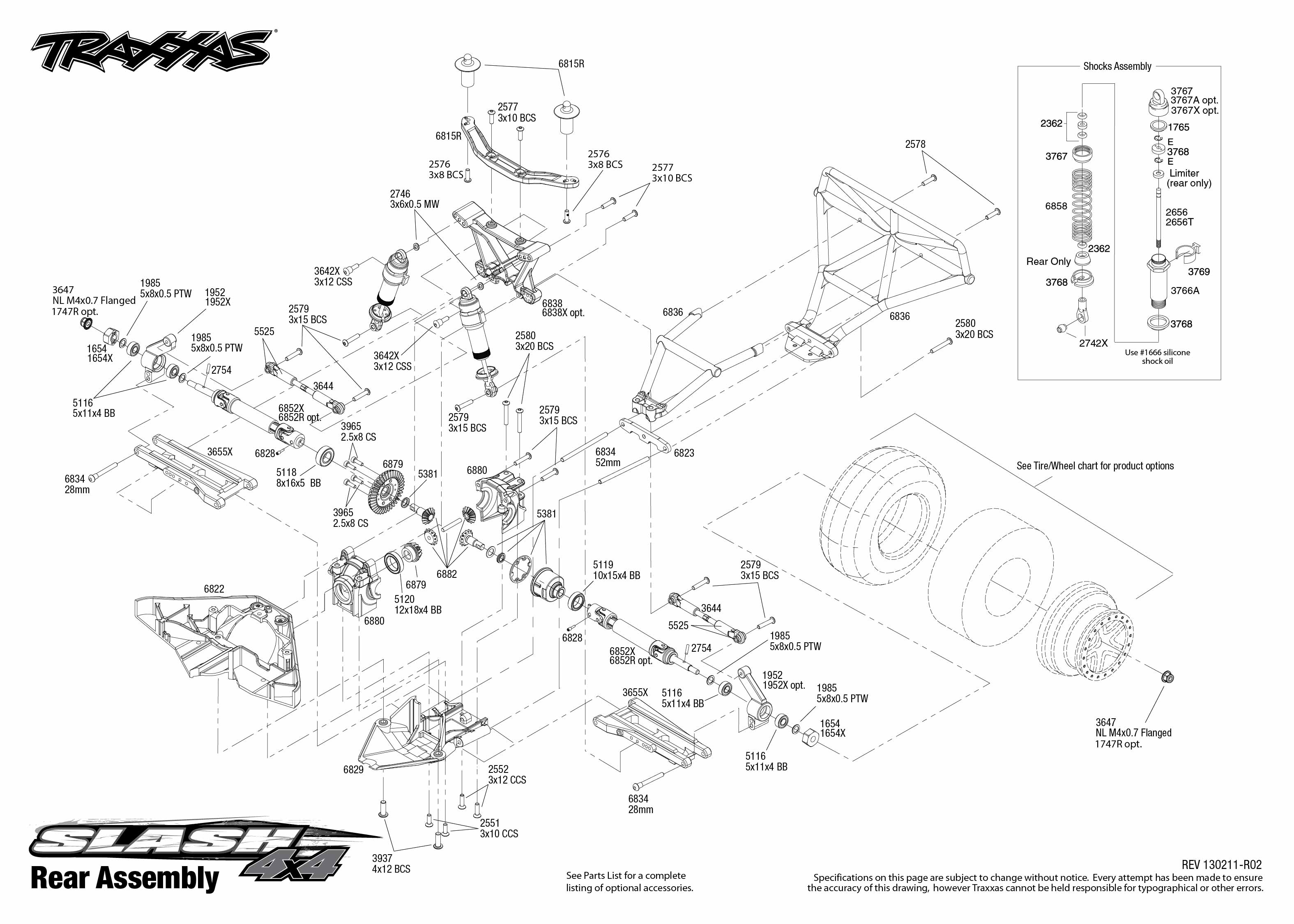 6808L_TQi_explodedviews_130211_6808 Rear Assembly_0 need a part number traxxas summit wiring diagram at soozxer.org