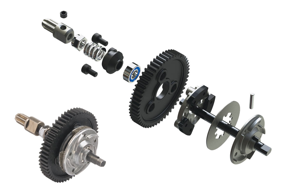 4x4 Parts Traxxas Slash Breakdown Bing Images Diagram Free Engine Image For User