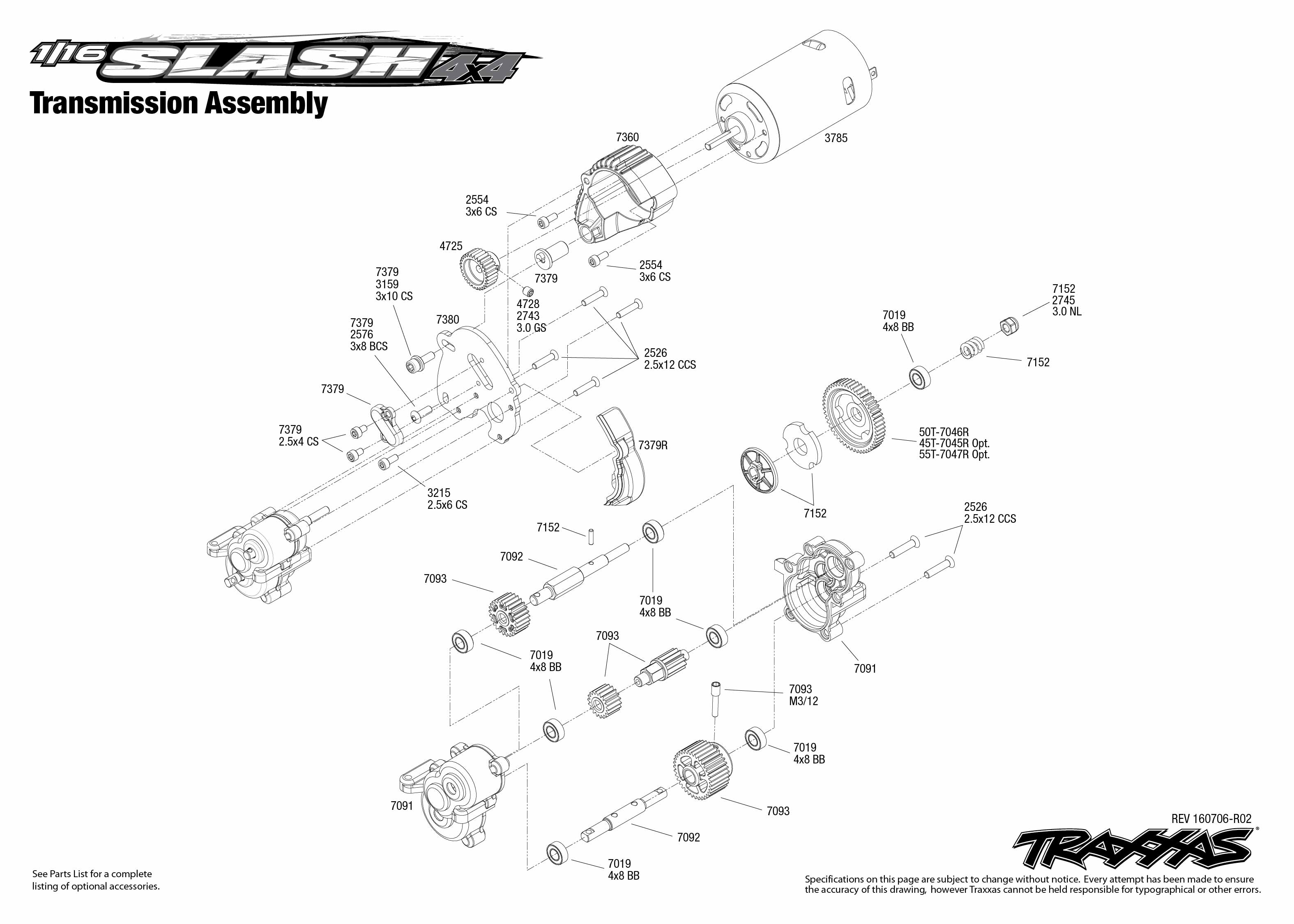 traxxas slash slipper clutch diagram traxxas slipper clutch adjustment   elsavadorla traxxas slash 2wd parts list pdf traxxas slash 2wd parts diagram